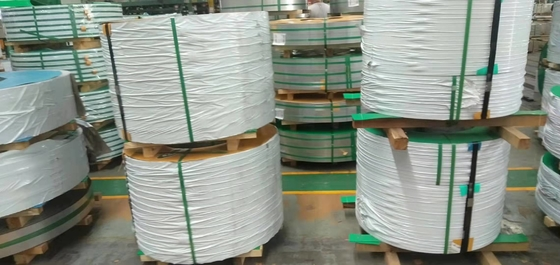 430 Stainless Steel Coils 2B BA Finished SUS430 BA Strip Cold Rolled Steel Coil