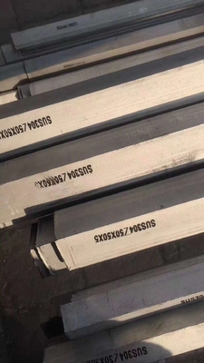 Hot Rolled SS316L Bending Stainless Angle Bar Equal And Unequal 1-12m Length