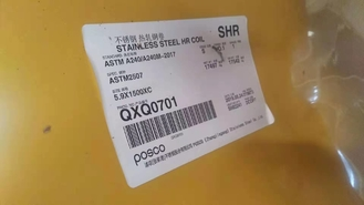 ASTM A 240 AND ASTM A 480 Plate 2507 Material SDSS Super Duplex Stainless Steel S32750