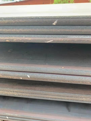 ASTM A588 Carbon Steel Plate Corrosion Resistant / Atmospheric Resistant