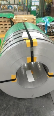 316L 2B Cold Rolled Stainless Steel Coils LISCO 1000 MM 1219mm Width Inox 316L Strip