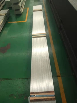 Cold Drawn S31803 Stainless Steel  Flat Bar 1.4410 1.4462 2205 Duplex Steel