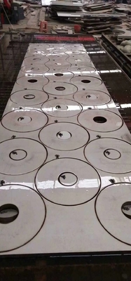 316LN Stainless Steel Plate UNS S31653 316LN , 1.4429 Stainless Steel Plates