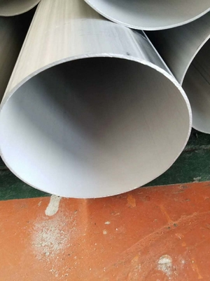 API 5LC Grade LC65‐2205 Stainless Steel Welded Pipe UNS Number S31803 HFW