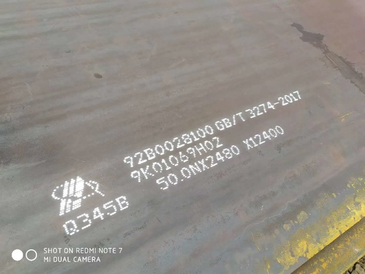 8mm 10mm Thickness Carbon Steel Plate Astm A36 Standards Size 6000 Mm X 2000 Mm