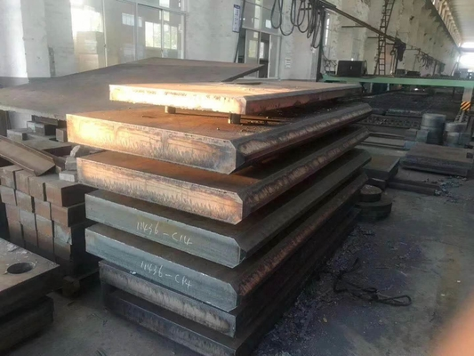 China ASTM A36/A36M  Hot Rolled MS Carbon Steel Plate Hot Rolled Steel Plate A36 supplier