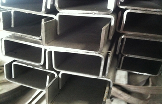 China Mill 304 stainless steel U channel bar NO.1 finished AISI ASTM GB JIS supplier