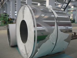 2B Surface Grade 316L Cold Rolled  Stainless Steel Coil , 316L Stainless Steel Strips