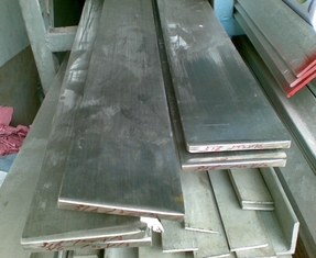 China 304 stainless steel flat bar , hot rolled steel flat bar for building,decoration supplier