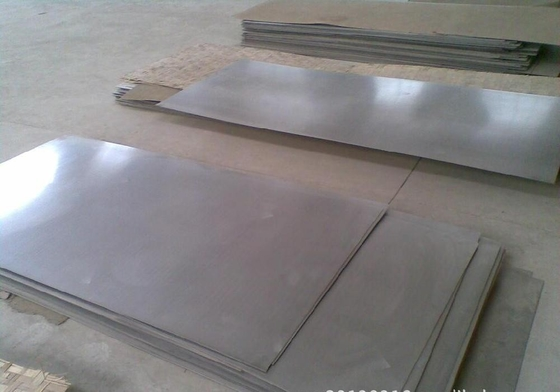 China C276 hastelloy  plate nickel alloy ASTM B333 B2 C22 C2000 for brine heaters supplier