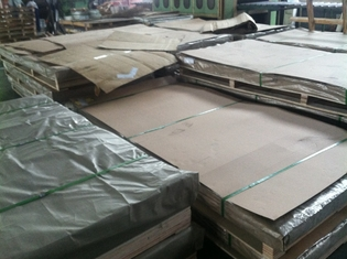 China Super Duplex Stainless Steel Plate UNS S32750 S32760 Super Duplex Stainless Steel 2507 Plate supplier