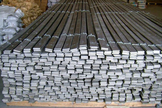 China 321, DIN 1.4541 Stainless Steel Bar Stock , Hot Rolled Flat bar Thickness 2mm - 80mm supplier