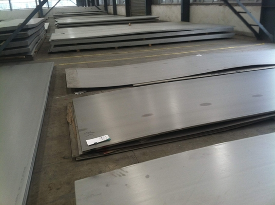 ASTM AISI 304 Stainless Steel Sheet and Plate , NO.1 Surface. 304 inox Plate En 10204 Certificate 3.1