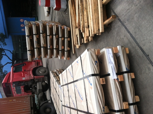 Hot Rolled 904L Stainless Steel Plates12MM UNS S08904 SS 904l Plate