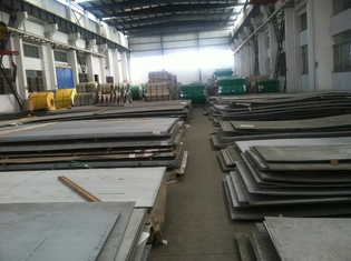 Embossed Aisi 430 Stainless Steel Metal Sheet Building Construction