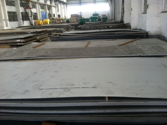 Aisi 317L Stainless Steel Sheet Stock Inox 317L Metal Plate Slitting