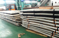 China 0.5 - 3mm ASTM A240 AISI  304L Stainless Steel Sheet With 2B BA HL 8K PVC Film Surface factory