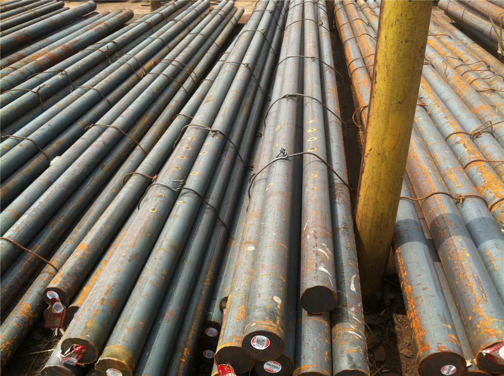 Black alloy steel round bar din cold rolled m