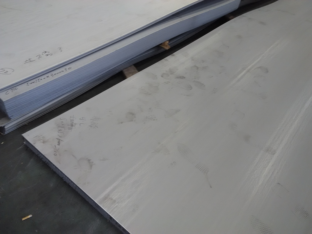 S32205 duplex stainless steel plate s31803 no 1 finished 0 - Placa de acero inoxidable ...