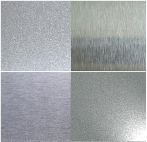 3 X 580 X 3000mm Stainless Steel Sheet Sanded Surface Hair