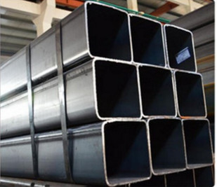 galvanized seamless carbon steel pipe gi rectangular hollow section