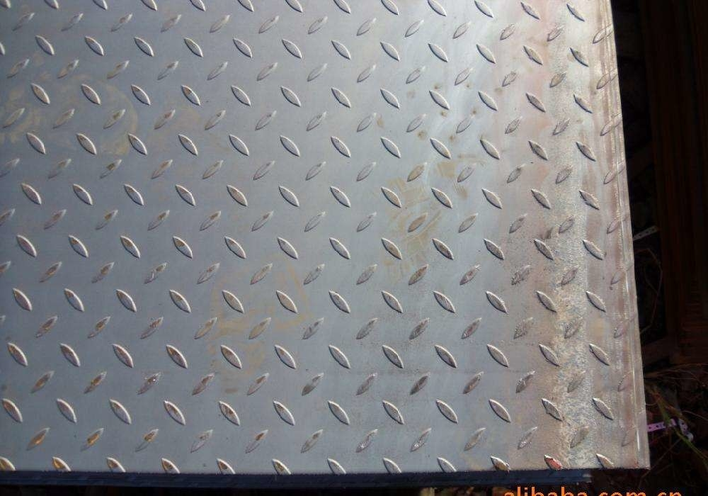 Astm A36 Checker Plate Steel 8 0 5ft 20ft Hot Rolled Mild