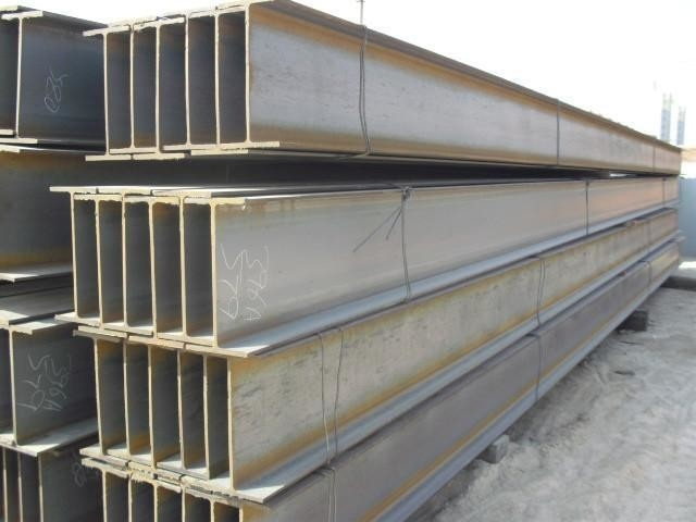 Hot Rolled Steel Profile H Beams Stainless Steel U Channel Structural Steel  H Beam