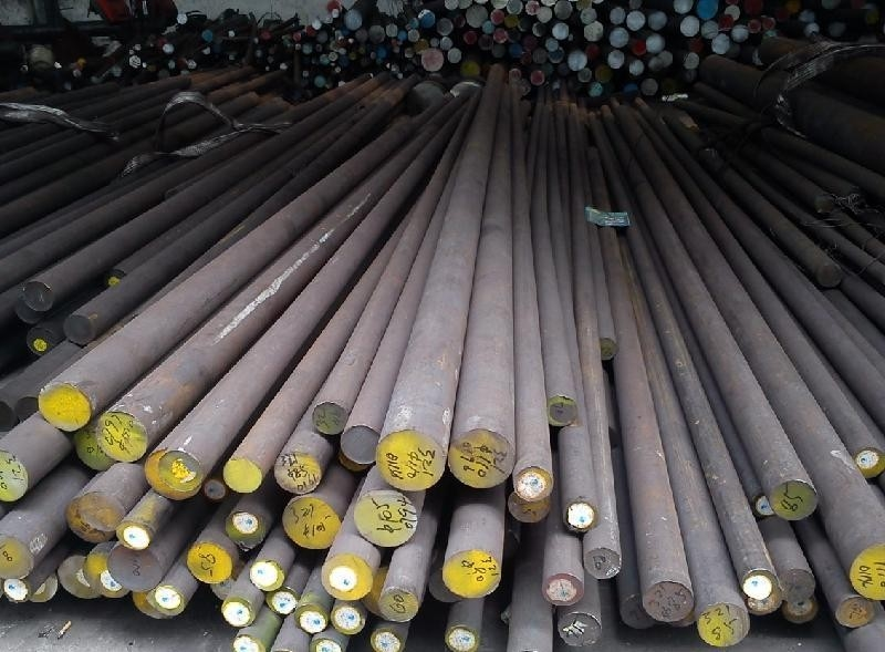 L stainless steel round bar black surface ss