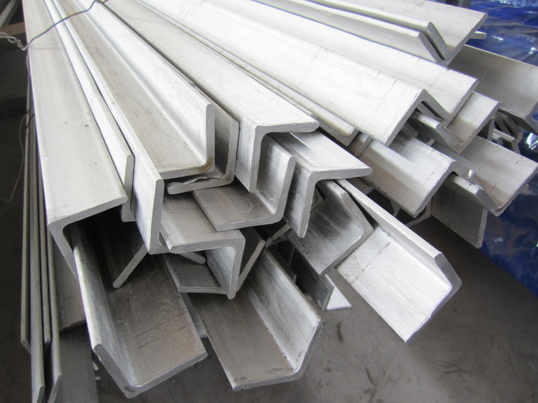 304 304l 316l Stainless Steel Angle Bar