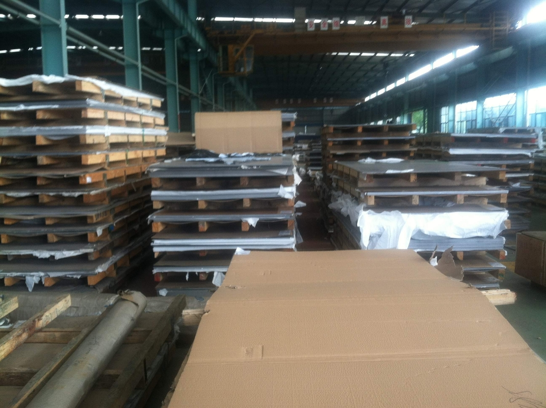 Thin Ss Sheet Cold Rolled Galvanized Sheet Metal