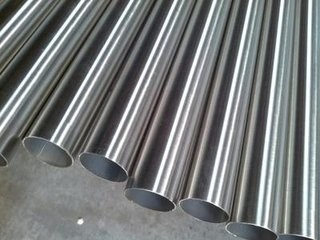 316L 304 Stainless Steel Welded Pipe  Wall Thickness  0.15-3.0mm  /  OD  6-159 mm