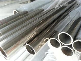 316 / 316L / 316Ti Stainless Steel Welded Pipe EN 1.4401 1.4404 1.4571