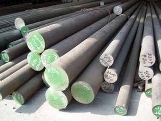 ASTM A564 SUS631 17-7PH Stainless Steel Round Bar Stock for Machines 17-7PH Heat Treating