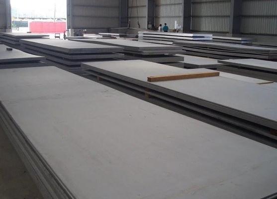 304 Super Duplex Stainless Steel Plate , Stainless Steel Metal Sheet Panels