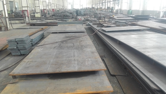 C45 Q235 A36 Hot Rolled / Cold Rolled Ms Carbon Steel Plate Prime Iron And Steel Plate / Sheet