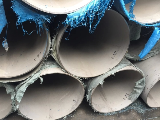 2205 Duplex Stainless Steel Pipe Od 8-506mm Stainless Steel Seamless Pipe