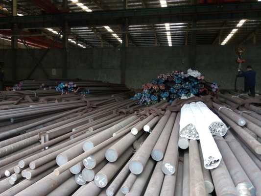 S32750 Stainless Steel Round Bar Factory 1.4410 Steel Data Sheet Black and Bright