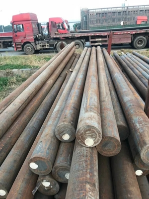 Hot Rolled Steel Round Bar Hot Rolled Alloy Bar 18Crnimo7-6 Equivalent Astm