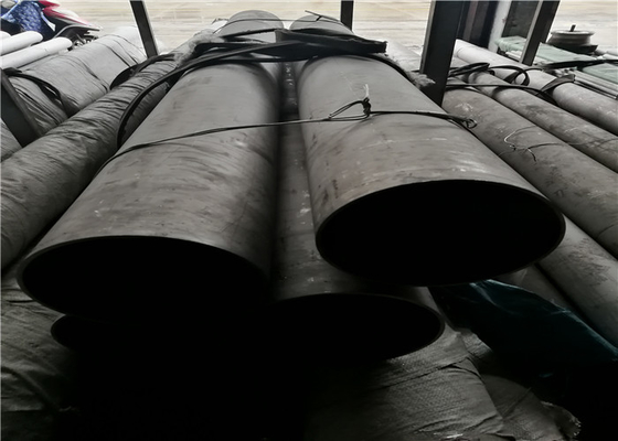 A106 Drain Fluid Pipe / Stainless Steel Seamless Tube Hastelloy C276