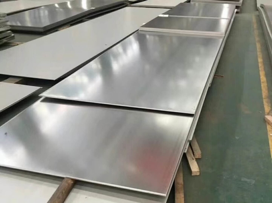 Al-6XN/UNS N08367 F62 Super Austenite Stainless Steel Plate Low Carbon Nitrogen - Bearing