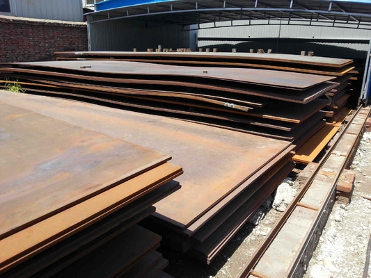 Hot Rolling Carbon Steel Plate Q235B Q345b Hot Rolled Steel Plate