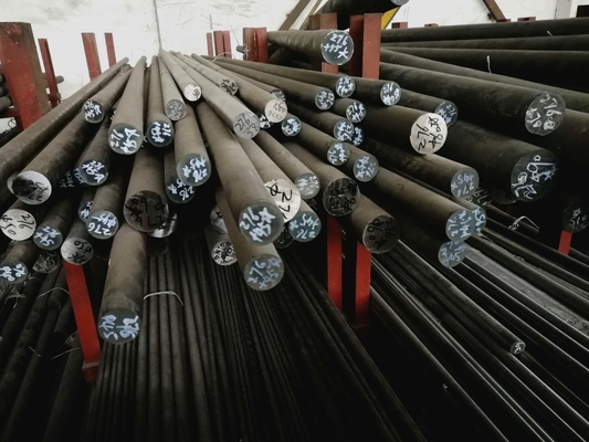 Hot Rolled 309S / C276 Stainless Steel Round Bar / Hex Bar For Valve Steels
