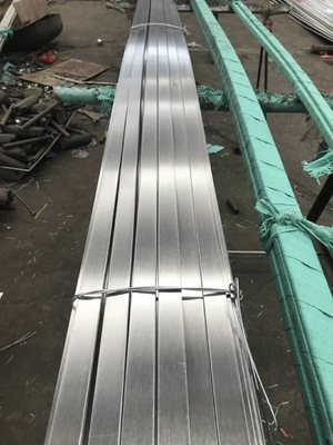 304L 10*10*6000mm Stainless Steel Square Bar Hairline Polished Cold Rolled