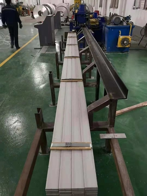 Stainless Steel Flat Plate for Heat Exchanger Bar 310S Hot Rolled / Cold Rolled Stainless Steel Flat Bar