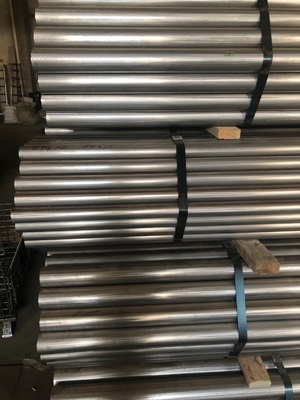 409 Stainless Steel Exhaust Tubing Type , SUH 409 Stainless Steel Welded Tube