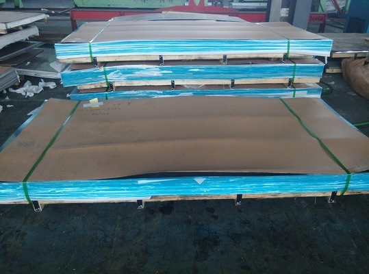 316L 0.5 - 3.0mm 4 8 Stainless Steel Sheets 2B Surface Finished NO4 Finished