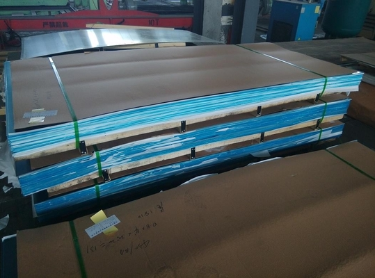 304 / 2B stainless steel metal sheet 0.6-3.0mm 4'*8' no.4 , BA finished