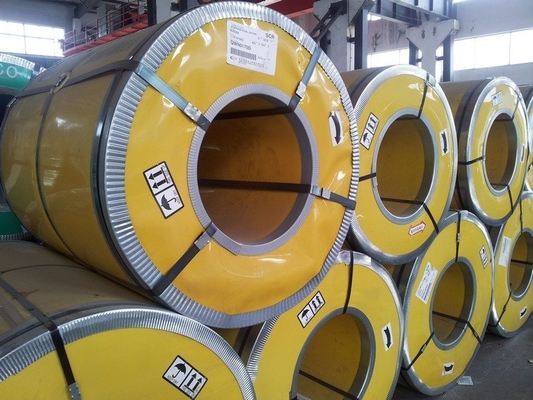 For pressure vessel 0.6-10.0mm  904L stainless steel coils UNS S08904