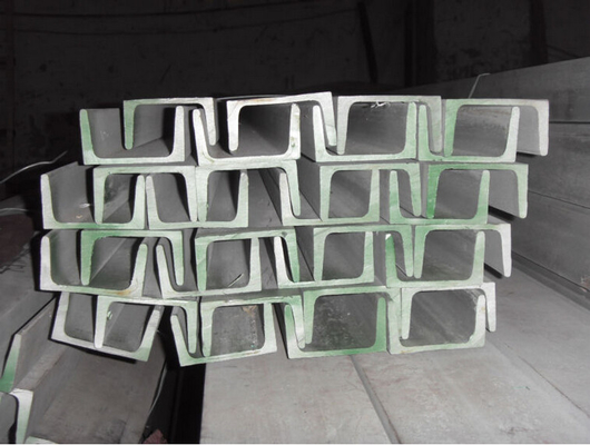 301 stainless steel channel bars , grade 301 SS u channel bar