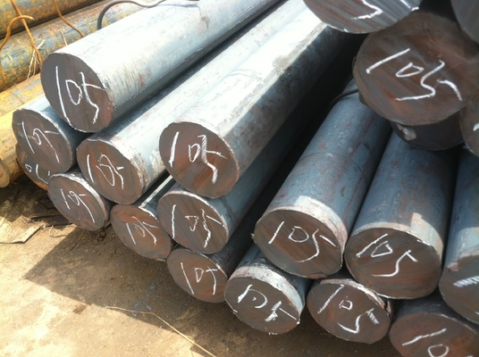 Hot rolled / cold rolled round steel bar grade 1045 carbon steel rods